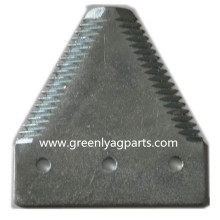 Europe style for for Knife guard 112074A1 Sickle Section for Case-IH Grain Heads supply to France Metropolitan Manufacturers