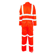 Fire Resistant Fabric Workwear Coverall