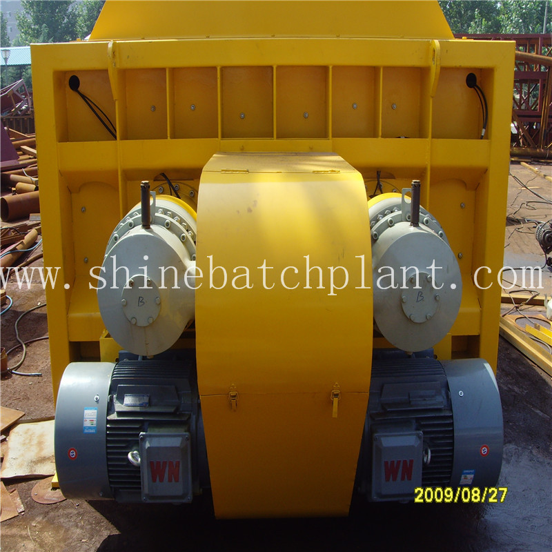 SICOMA Economy Series Twin Shaft Mixer