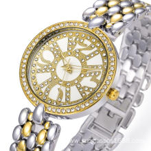 OEM for Retail Ladies Watch Stainless Steel Japan Quartz Movement Waterproof Watch export to Mali Suppliers