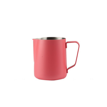 NewDesign Food Grade StainlessSteel Sweet Pink Milk Jug