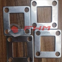 OEM China High quality for Garden Fence Kits Aluminum Fence Building Accessories for Post export to India Supplier