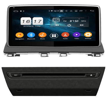 Android carr dvd gps do Mazda 3 2013-2017