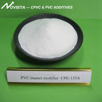Cheap price Chlorinated polyethylene CPE-135A