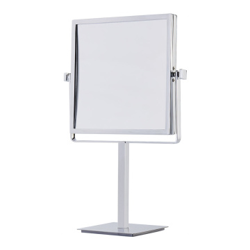 square vanity table mirror