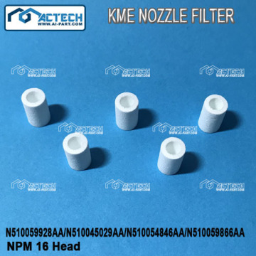 Short Lead Time for Filter Nozzle Nozzle filter for 16 Head Panasonic NPM export to Turkmenistan Factory