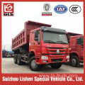 Sinotruk Howo Dump Truck Left/Right Drive