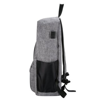 New waterproof nylon backpack with USB charging