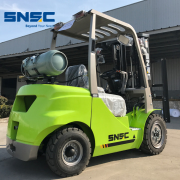 Quality 3ton Gas Forklift Truck Price