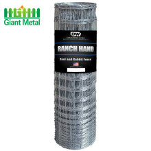 Factory Galvanized Farm Fence 4 Foot Deer Fence