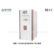 Hydrogen peroxide low temperature plasma sterilizer