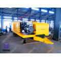 Galvanized metal omega keel roll forming machine