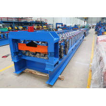 Hot sale reasonable price for Roof Panel Forming Machine Steel Construction Floor Metal Decking Roll Forming Machine export to Cyprus Factories