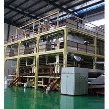 2019 single beam non woven machine