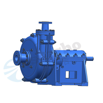100ZJ  High efficiency Metal Slurry Pump