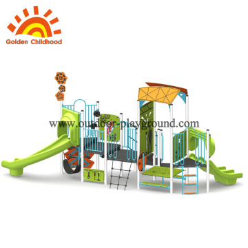 Assurance outdoor playground for childrens