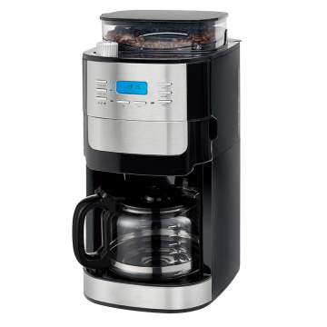 coffee maker and grinder combo