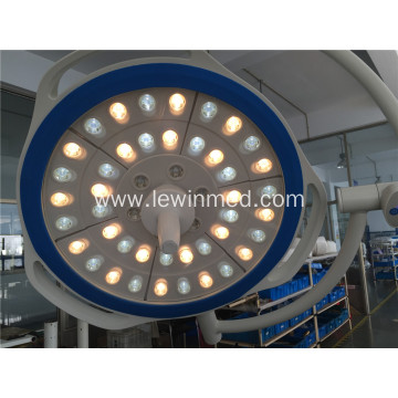 hospital single head operating lamp