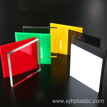 Translucent Acrylic Sheet with Cutting and Printing