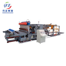garden mesh fence rebar welded mesh machine