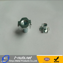 China for Pronged Tee Nut Hopper Feed Rivet T Nut supply to Ethiopia Manufacturer