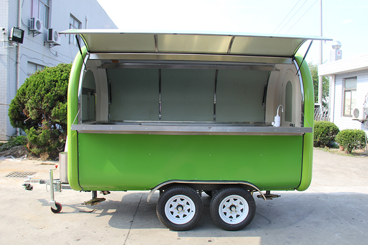 small truck trailers