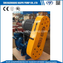AH horizontal slurry pump for Silver mining
