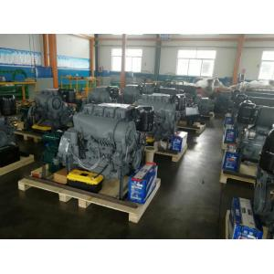 deutz engine F4L913 with gearbox for boat
