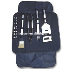 Outdoor Barbecue Grill Tools with Nylon Bag