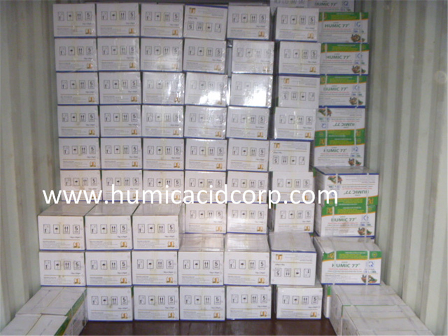 Potassium Humate In Cartom Package