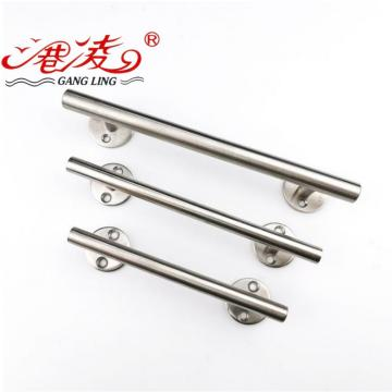 Stainless steel cabinet (door) handle pusher