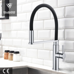Locks Design Pull Out Hose Sink Kitchen Faucet
