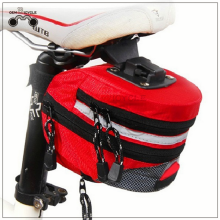 Bicycle bag bicycle seat post bag quick release bike seat bag bicycle saddle bag