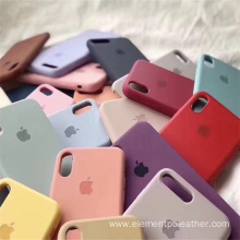 Phone case cover leather soft touching material