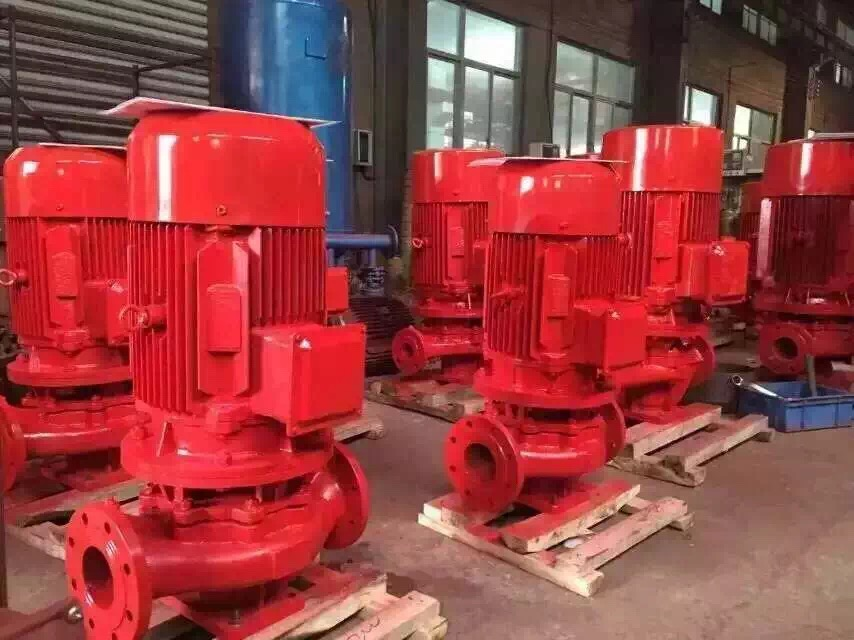 XBD-L single-stage single-suction fire pump 3