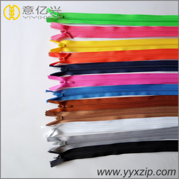 NO.3 invisible lace tape zipper for small skirt
