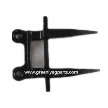 Best Quality for Replacement parts for Harvester 86615993 Double point knife guard for harvester export to Kyrgyzstan Manufacturers
