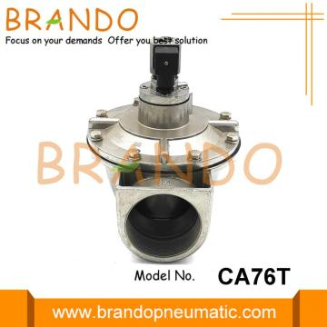 3'' CA76T Pulse Jet Dust Collector Valve AC220V