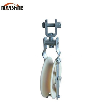Single Sheave Stringing Hanging Pulley