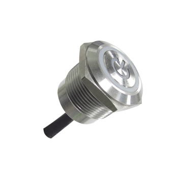 Long life LED Light Capacitive Touch Switch