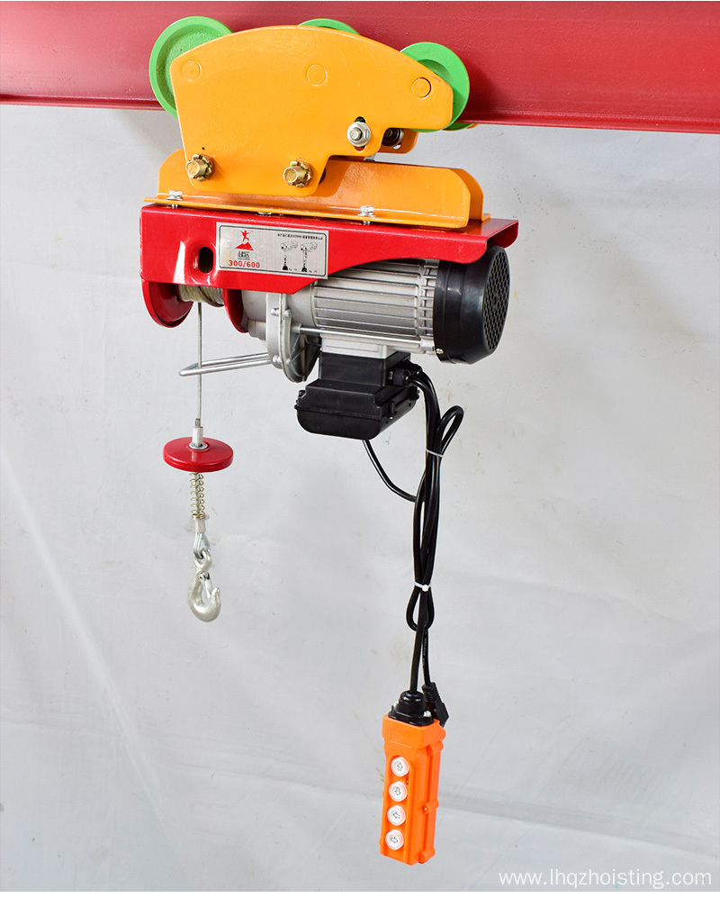 Wireless Remote Control Electric Hoist