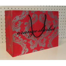 Colored Paper Gift Bags With Handles