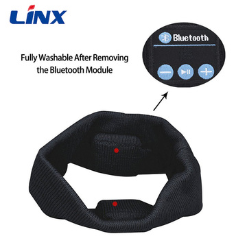 Mais novo Bluetooth ao ar livre Beanie Hat Cap Headphone