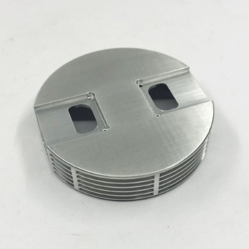 Machined Turned Aluminum Inserts Parts