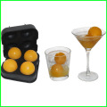 BPA Free Silicone Ice Ball Mold Ice Tray