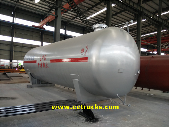 LPG Mounded Tank