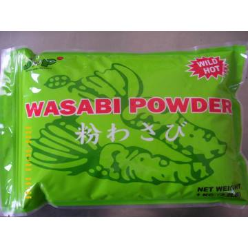 2018 new corp wasabi powder best quality