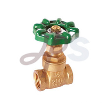 Female thread gate valves iron wheel