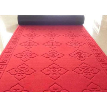 Custom polyester carpet for hotel hall
