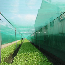 Factory directly provided for Plastic Flat Net Greenhouse Plastic PP PE Anti Insect/ Bird Net supply to Indonesia Suppliers